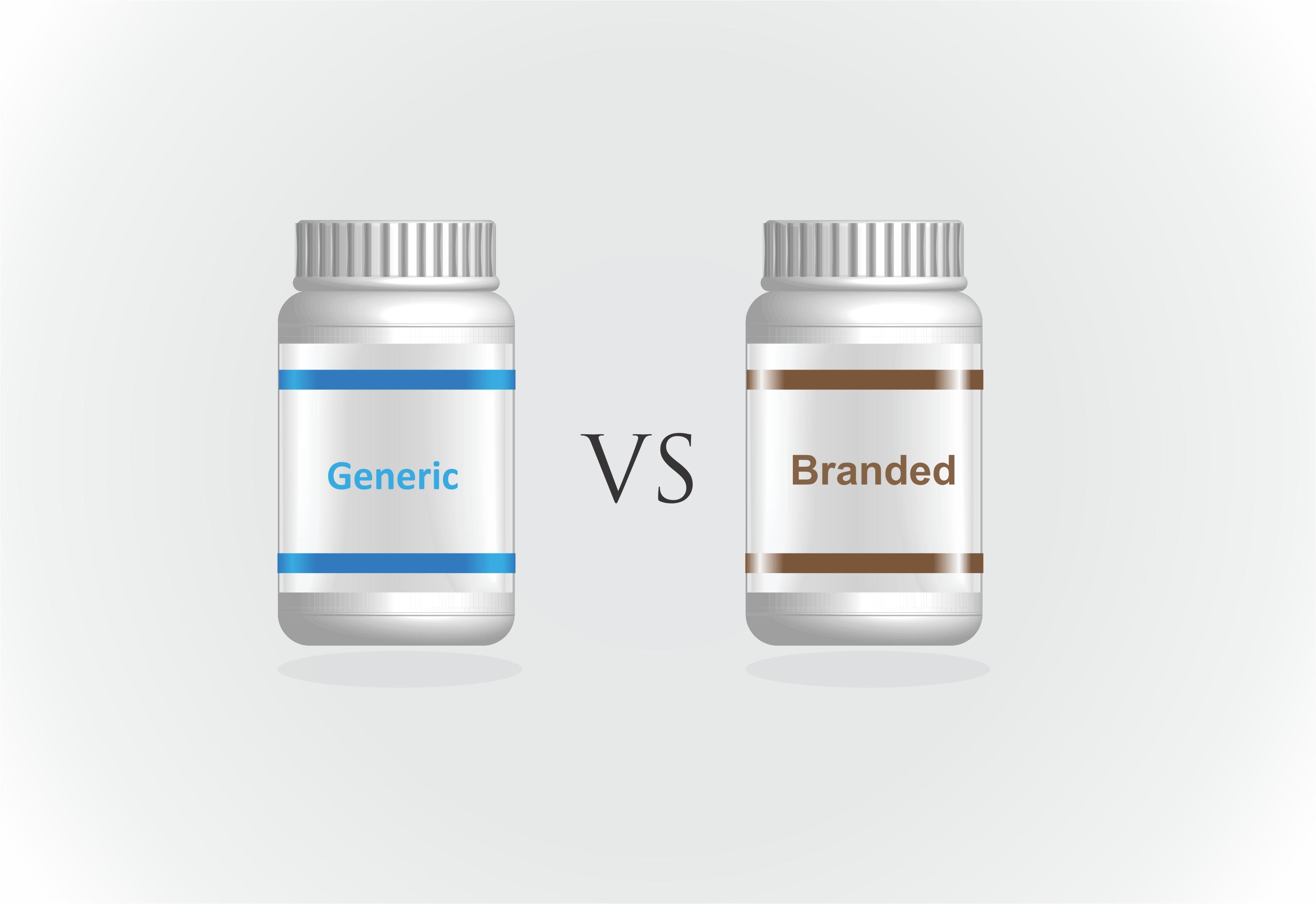Branded vs Generic