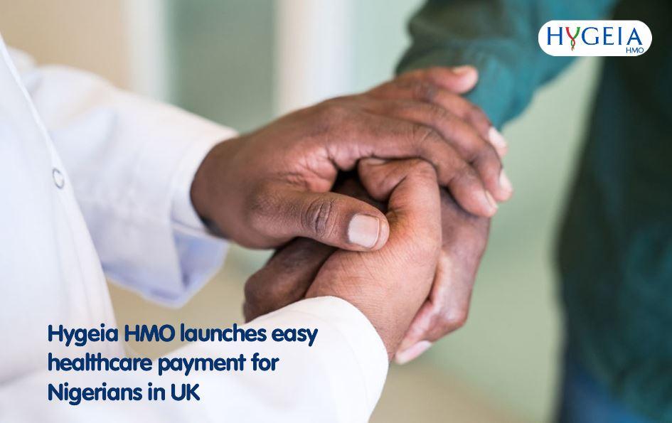 Handhsake showing partnership for Healthcare access