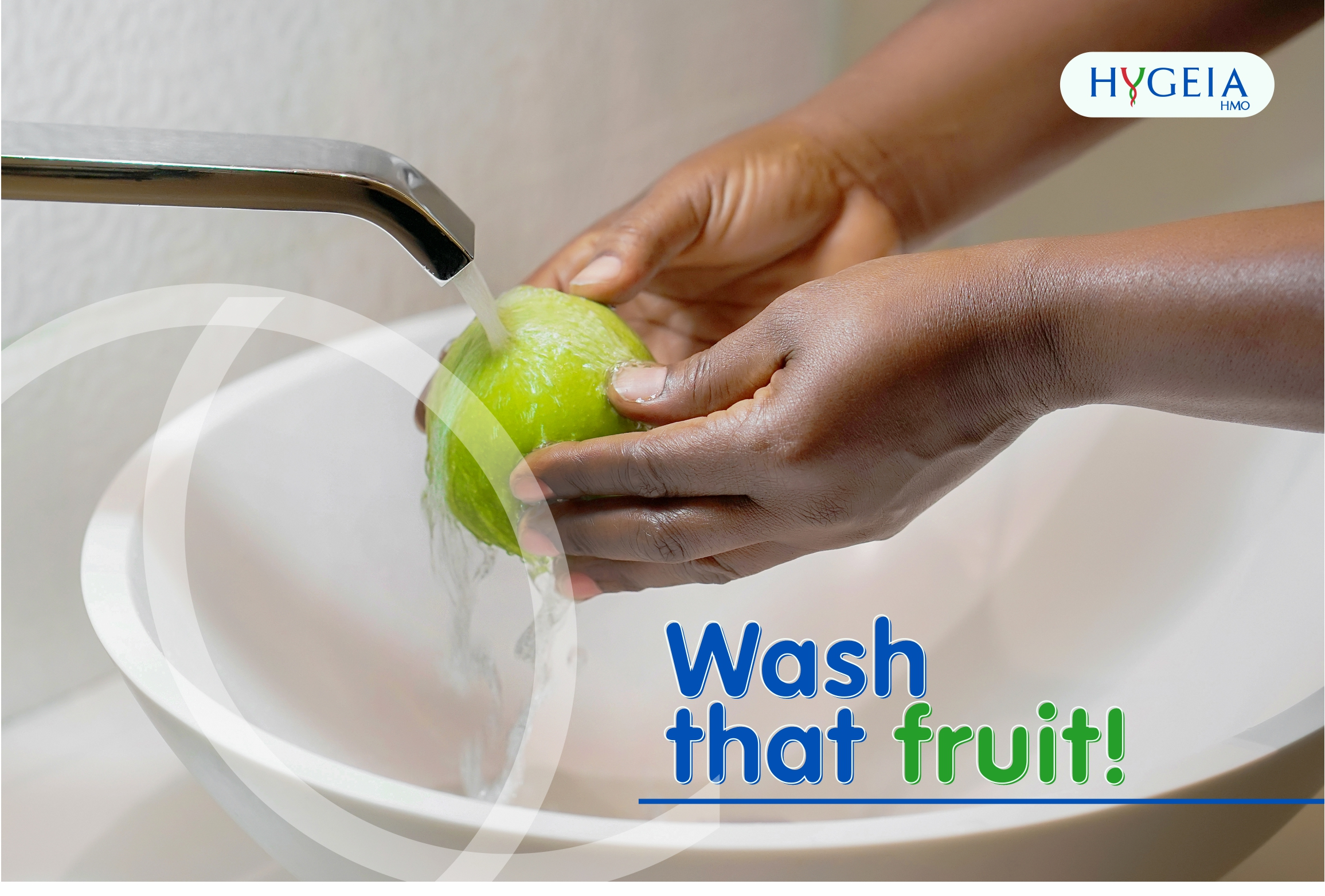 Wash your fruits